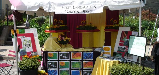 Vision - joy and peace for your garden